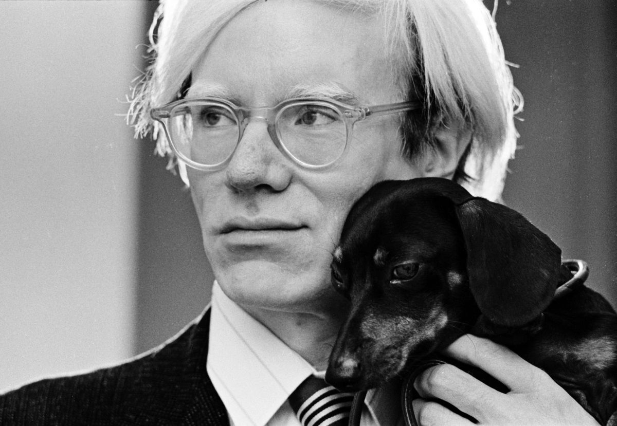 Andy  Warhol in mostra a  Ostuni, Mesagne e Martina Franca