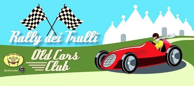 """Rally dei Trulli"""": il raduno di auto storiche farà tappa anche a Ostuni"""