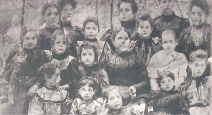 Donne: le protagoniste della storia di Ostuni
