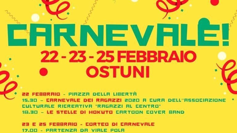 Il Carnevale a Ostuni