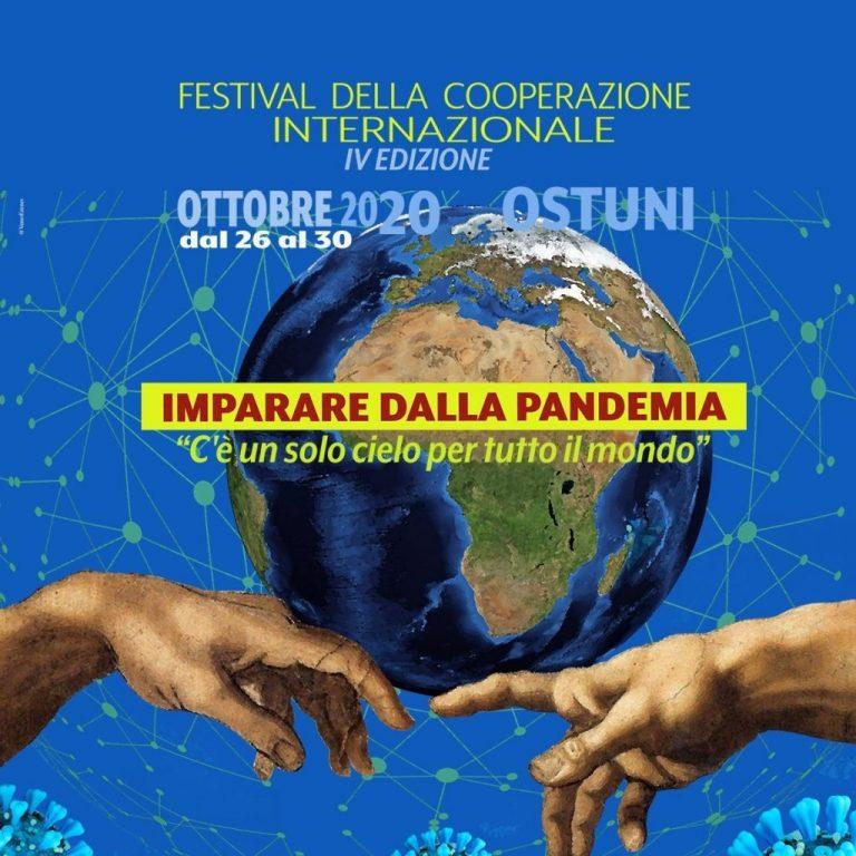 Torna a Ostuni il Festival della Cooperazione Internazionale