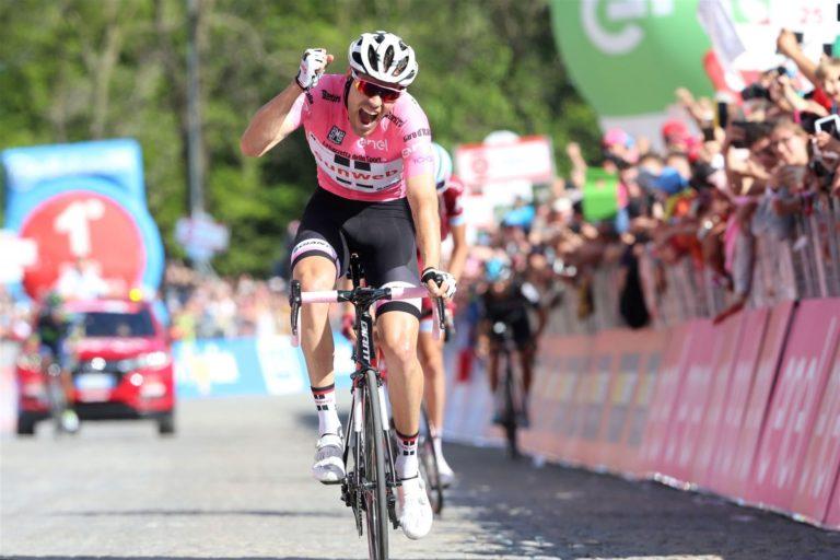 Giro d'Italia a Brindisi